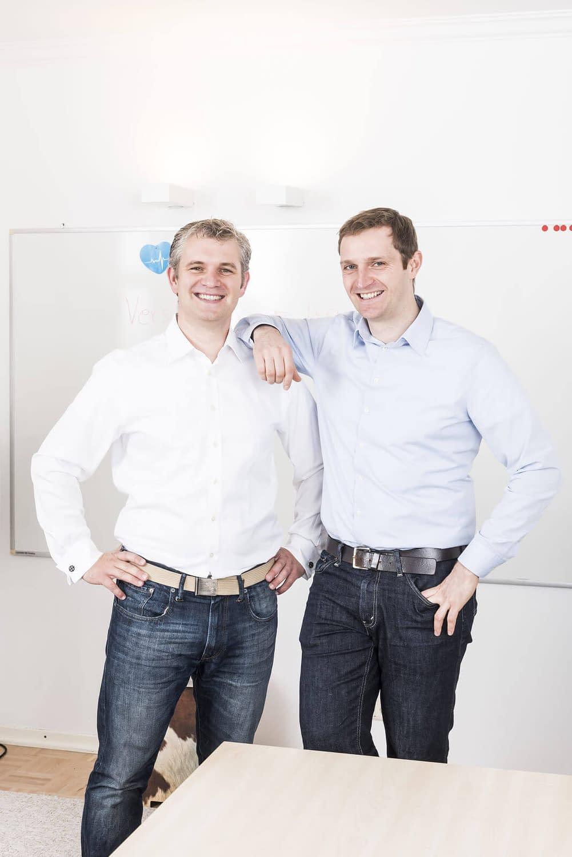 Businessportrait Teamfoto Gründer Imagefotos Fotograf Hamburg Business Startup