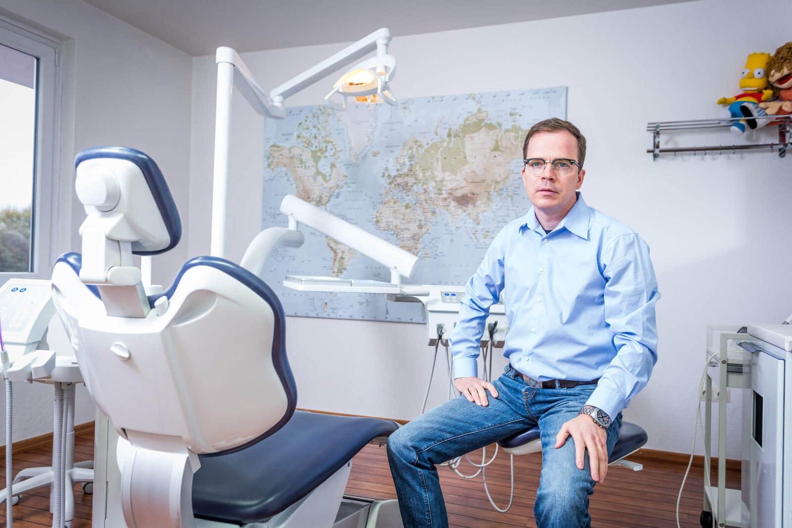 businessfotograf hamburg imagefotografie unternehmen zahnarzt praxis volker storcks medizin gesundheit arztpraxis